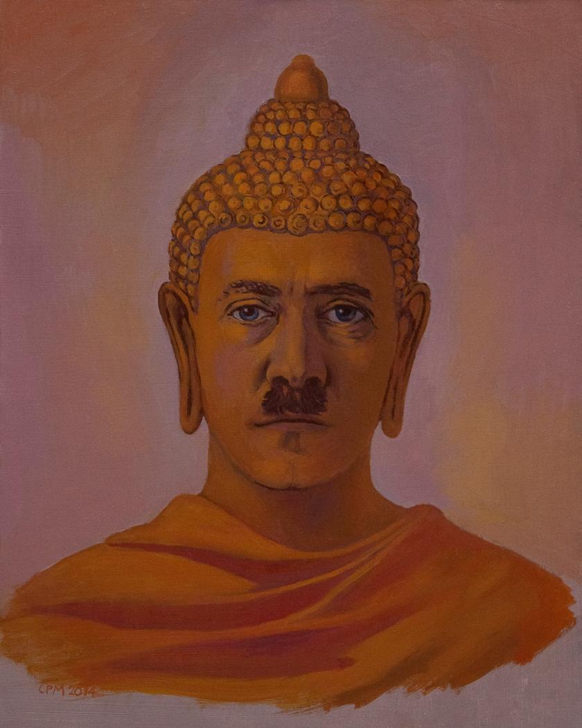 Hitler Buddha mid res