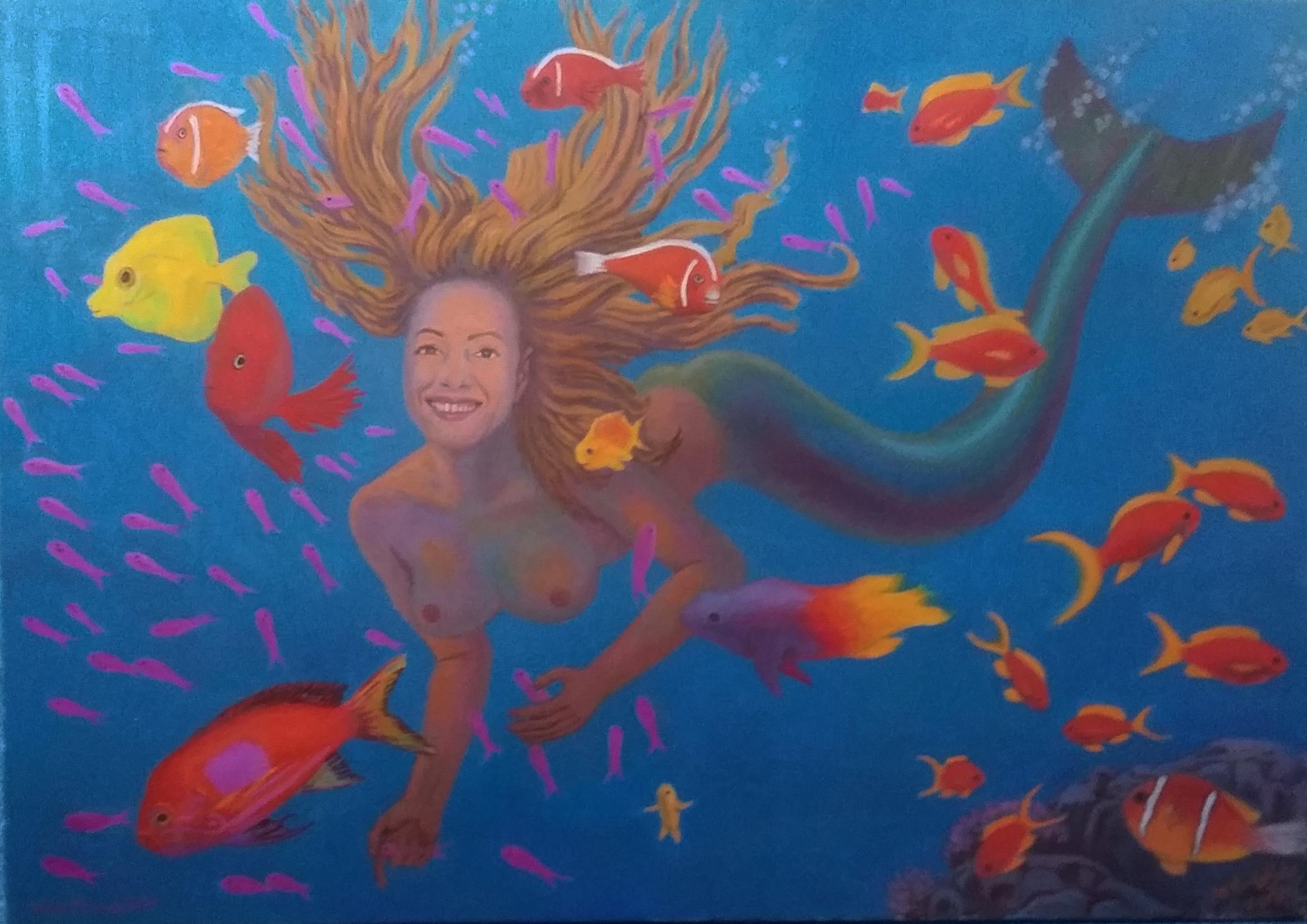 Azad mermaid latest