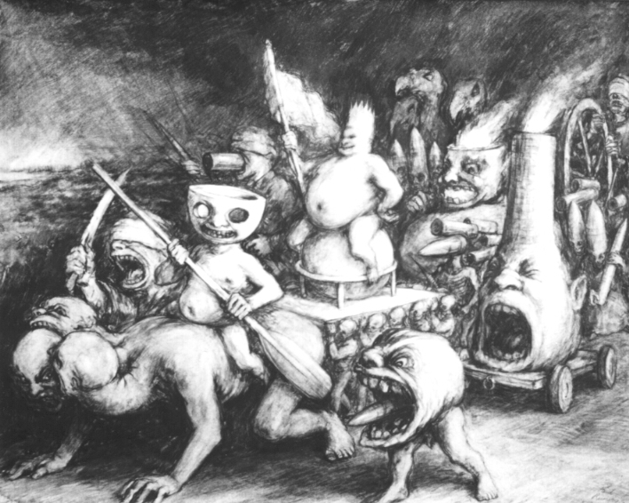 Paul Rumsey - Triumph of Folly